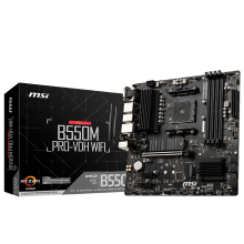 Mainboard MSI B550M PRO-VDH WIFI (AMD - SK AM4)