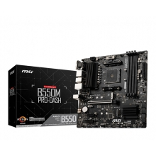 Mainboard MSI B550M PRO-DASH (AMD - SK AM4)