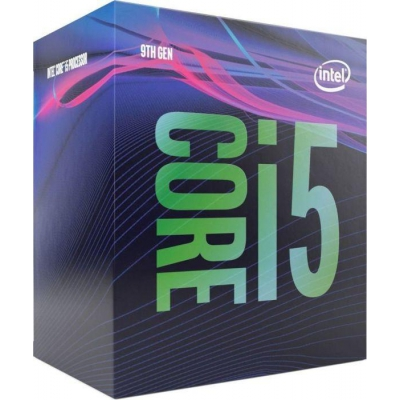 CPU Intel Core i5-9400F