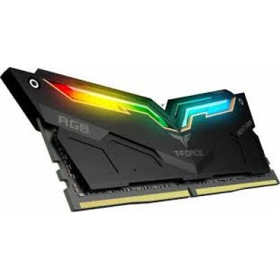 RAM Team Night Hawk RGB / Night Hawk 16GB DDR4 - 3000MHz 8GBx2 ( For LED )