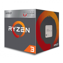 CPU AMD RYZEN 3-2200G ( 3.5GHz TURBO 3.7Hz ) SOKET AM4 CÓ VGA ON ( BH 36T )
