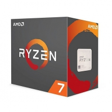 CPU AMD RYZEN 7-2700X ( 3.7GHZ TORBO 4.3 ) SOKET AM4